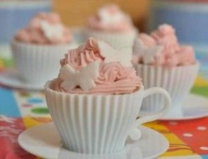 tazas cupcakes