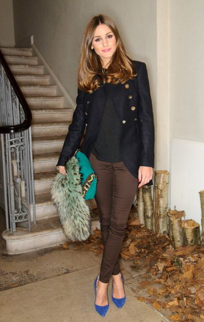 THE OLIVIA PALERMO LOOKBOOK: Olivia Palermo in London