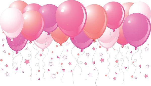 Rising Balloons 2 - Splash Of Color