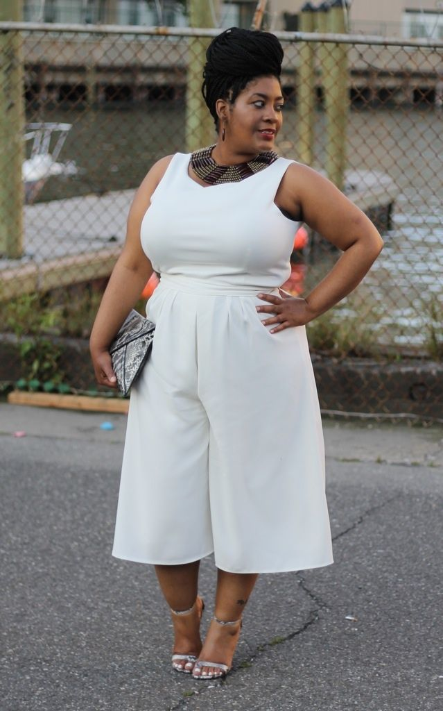 A Love Affair With Culottes - Style Chic 360   Fashion, Plus size fashion, How to style culottes