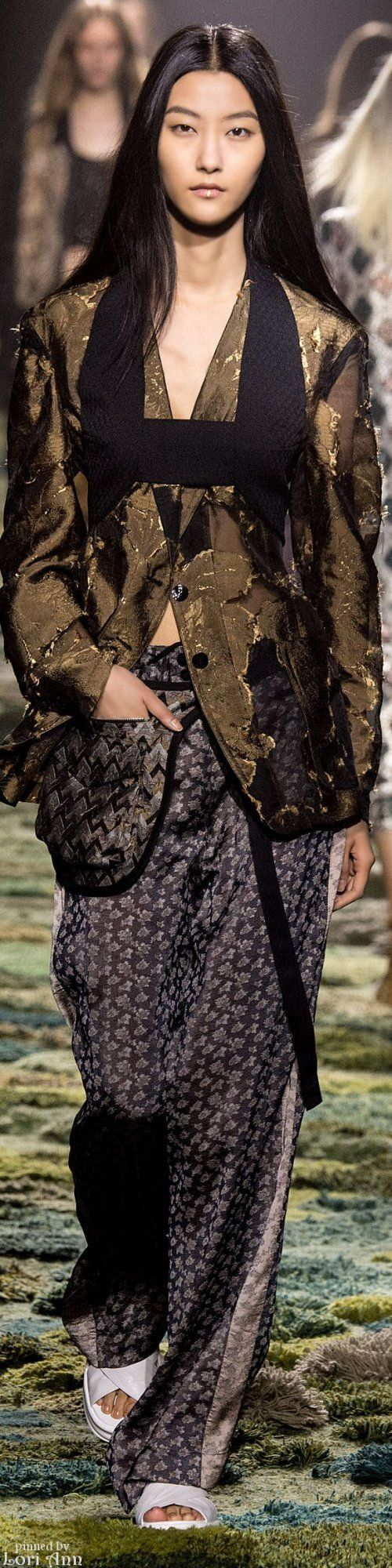 Dries van Noten Spring 2015 | House of Beccaria~