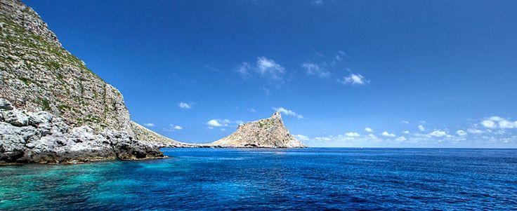 Marettimo, dove il Mediterraneo trova la sua perfezione.