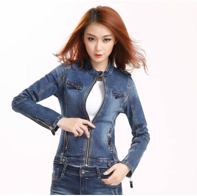Find More Basic Jackets Information about [TC] new 2014 hot selling women coat super fashion denim jacket for women the world style female denim jacket women outerwear,High Quality jean jacket fashion,China jean jacket girls Suppliers, Cheap jean jackets women from TC Jeans on Aliexpress.com