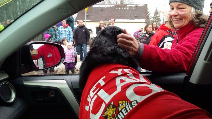 2014 Santa Clause Parade