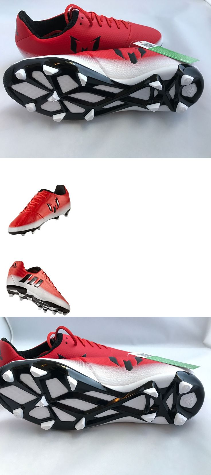 Youth 159177: New Adidas Messi 16.3 Fg Kids Soccer Cleat Free Shipping No Box Included -> BUY IT NOW ONLY: $55 on eBay!