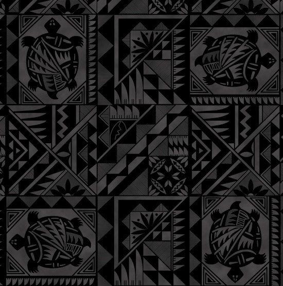 Tessuto stampa tribale da STUDIO di ELIZABETH di Fat Quarters ideale per/Quilters/abbigliamento/Crafting / Home Decor