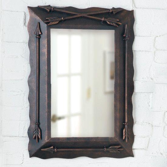 Be Bold Brave Mirror
