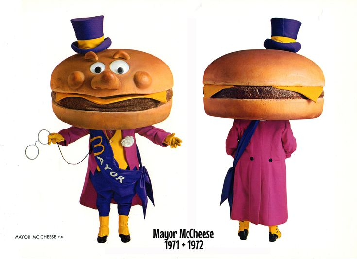 King Moody Ronald Mcdonald