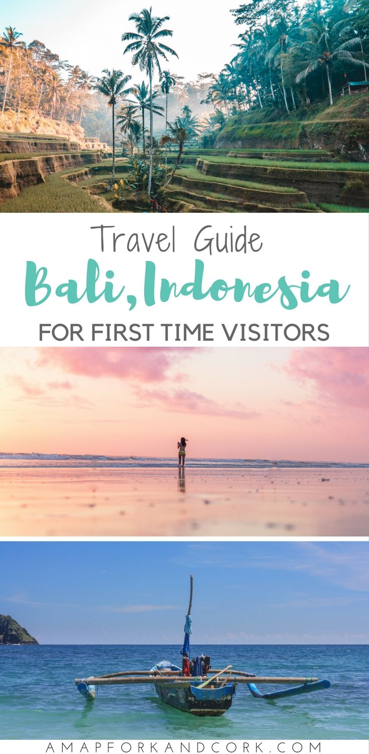 Bali, Indonesia travel guide and tips for first time visitors. Featuring best places to stay, where to eat, and what to do in Bali. #Indonesia #Bali