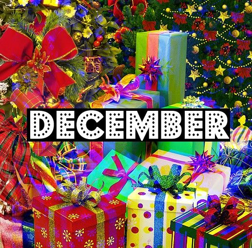 December Playlist.