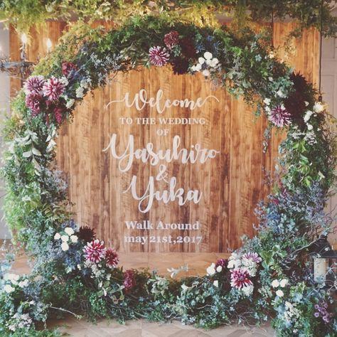 【Photo Booth】#TRUNKBYSHOTOGALLERY #originalwedding #diy #wedding #diywedding #weddingdecor #weddinginspiration #photobooth #interior #handmade #diy #weddingsign #chalk #結婚式 #結婚式場 #会場コーディネート #ナチュラルウェディング #高砂 #高砂コーディネート #フォトブース #ウェルカムボード #チョークアート #ウェディングサイン #ハンドメイド #男前インテリア #席次表 #デコレーション #装飾 #エスコートカード #エスコートボード #結婚証明書