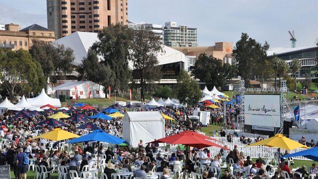 Festival city, Adelaide - Elder Park