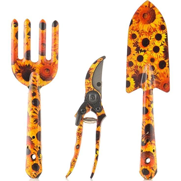 17 meilleures id es propos de tournesols sur pinterest for Outils de jardinage en p
