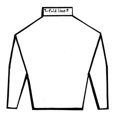 17 best images about melbourne cup day craft on pinterest for Jockey silks template
