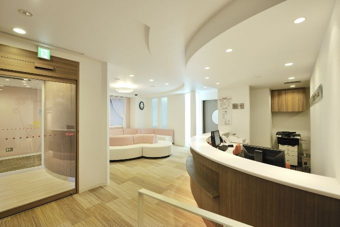 O眼科 | Interior Work blanc | 住宅・店舗・施設・家具・照明・カーテンのインテリア設計の有限会社ブラン