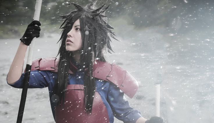 metal Madara Uchiha Cosplay Photo - Cure WorldCosplay