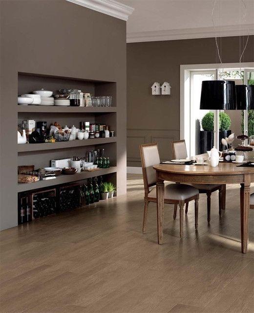 Коричневый цвет в интерьере. 50 различных вариантов - Сундук идей для вашего дома - интерьеры, дома, дизайнерские вещи для дома
