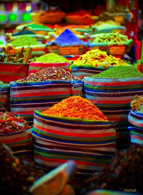 Mexican Marketplace // Mercado mexicano