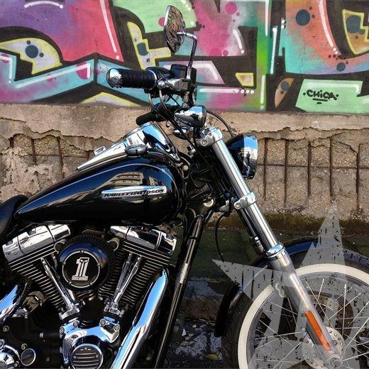 Dyna Super Glide Custom fxdc 2011 - Nuovo annuncio #Harley #Dyna #SuperGlide #Napoli