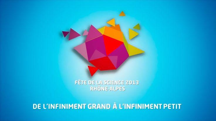 [Nos réalisations] Teaser fête de la science Rhône Alpes 2013