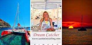 Image result for santorini sailing dreamcatcher
