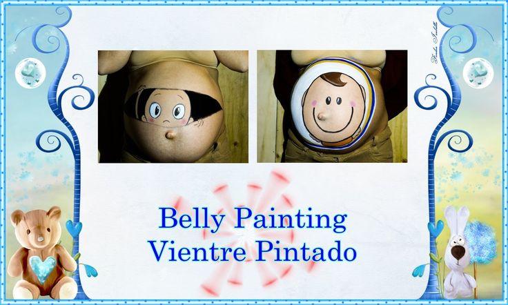Vientre Pintado - Belly Painting | #HPStylist V. °69