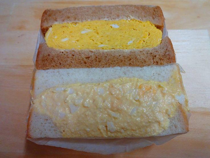 サンドイッチなのにつゆだく? 和サンドが人気:日経ビジネスオンライン