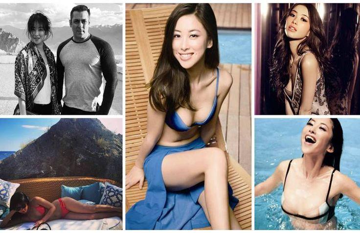Salman Khan, latest news of salman khan, Salman Khan,Zhu Zhu,Chinese actress Zhu Zhu, leading lady of tubelight, heroine of tubelight, zhu zhu tubelight, actress of tubelight, salman heroine tubelight, salman khan zhu zhu, salman khan snapped