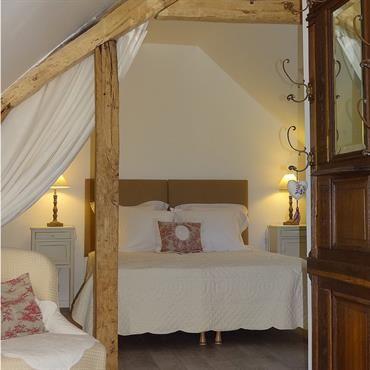 375 best Maison de campagne images on Pinterest Master bedrooms - deco maison ancienne avec poutre