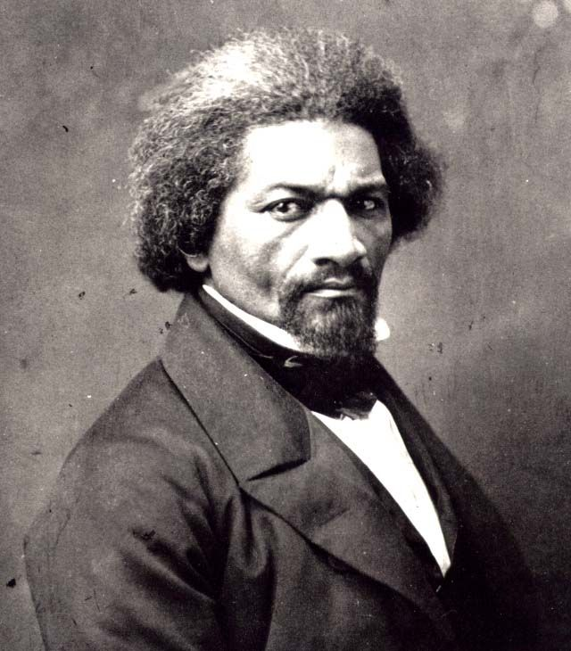 """I would unite with anybody to do right and with nobody to do wrong."" Frederick Douglass (February 1818 – February 20, 1895) was an American social reformer, abolitionist, orator, writer and statesman. ""I prayed for twenty years but received no answer until I prayed with my legs."""