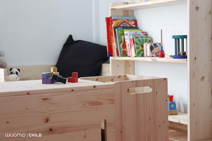 Eco friendly children furniture