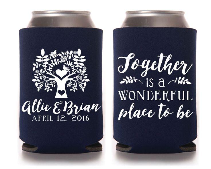 Best 10 Wedding koozies ideas on Pinterest Personalized wedding