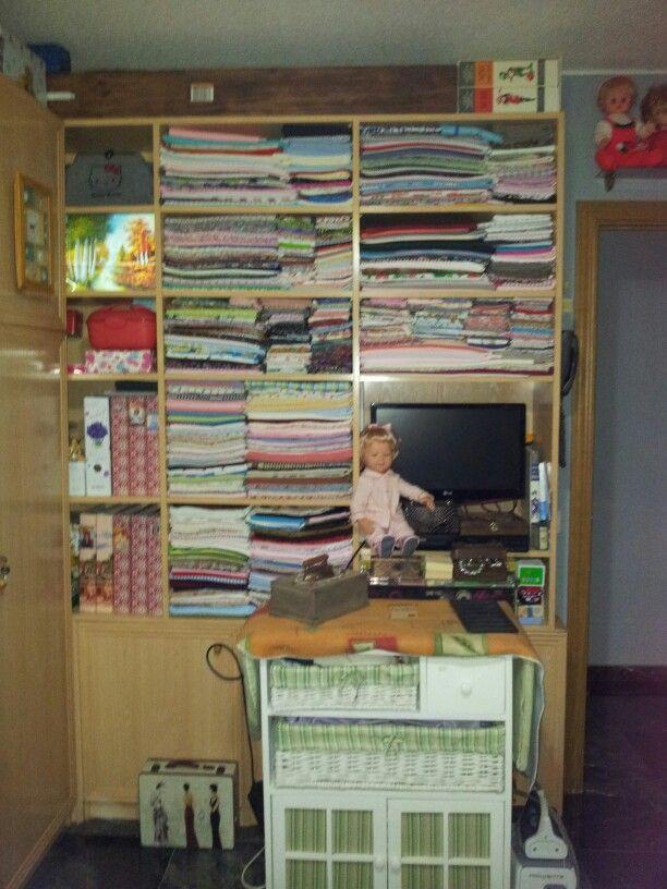 Mi cuarto de costura