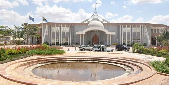 The Parliament of Tanzania, in Swahili called Bunge  http://www.mwananchi.co.tz/swahilihub/-/1597604/1745370/-/2p492q/-/index.html?utm_content=bufferfd654&utm_medium=social&utm_source=pinterest.com&utm_campaign=buffer #Dodoma