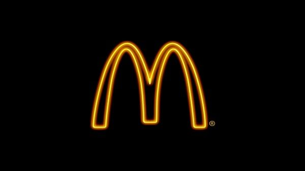 Mc Donalds Logo 2100x1312 Wallpaper, angus, beverages, big mac, breakfast, burgers, cheeseburger, Chicken Products, company logo, desserts, Fast Food Restaurant, food company, food quality, Food ,Yiyecek, franchise, French Fries, fry, global company,