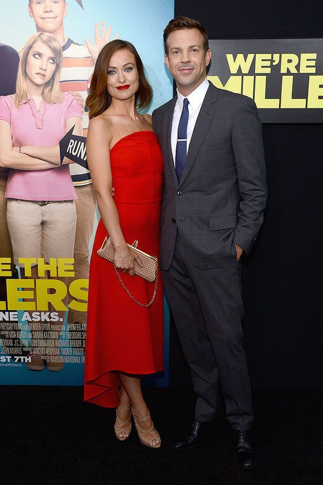 Check Out All Our Best Cocktail Attire Info, All in One Place: Olivia Wilde and Jason Sudekis