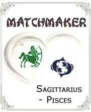 "If there's one word to describe the Sagittarius Pisces compatibility, it would be ""imagination"". This is because both the Sagittarius and the Pisces always require having a - Click for more info"