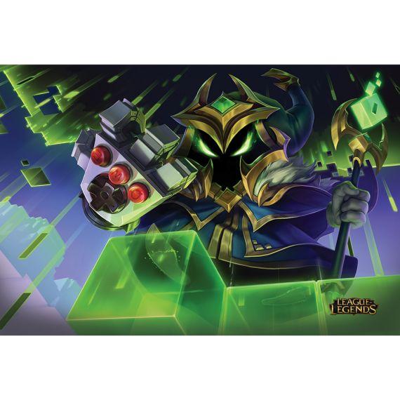 Riot Games Merch | Final Boss Veigar - Posters - Art