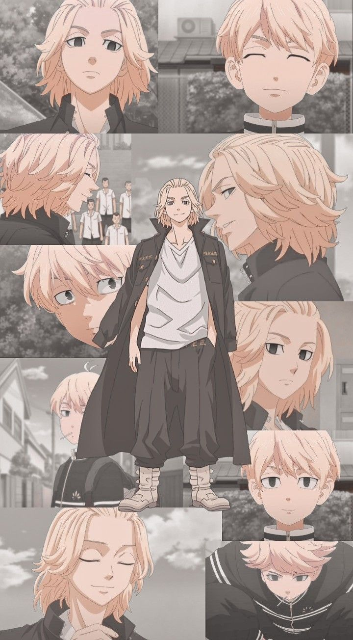 Tokyo Revengers Wallpaper Di 2021 Gambar Karakter Animasi Anak Anime