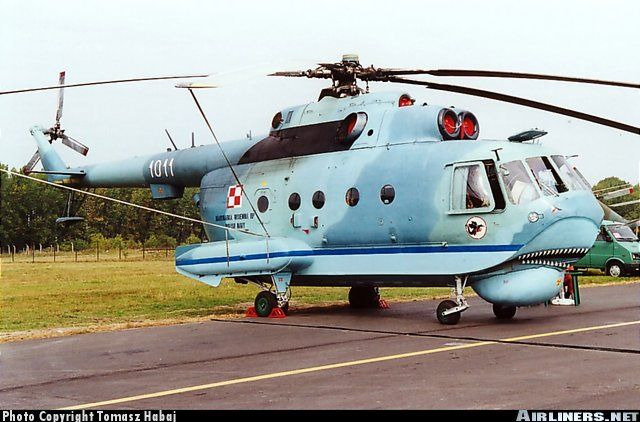 Mil Mi-14PL Poland - Navy