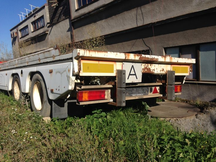 Langendorf Trailer - Abroll Container