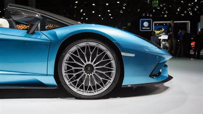 Lamborghini teases new concept for MIT EmTech Lamborghini posted a teaser of a new concept to its social media channels on Friday. The automaker will reveal