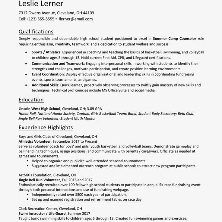 cover letter vs resume summary