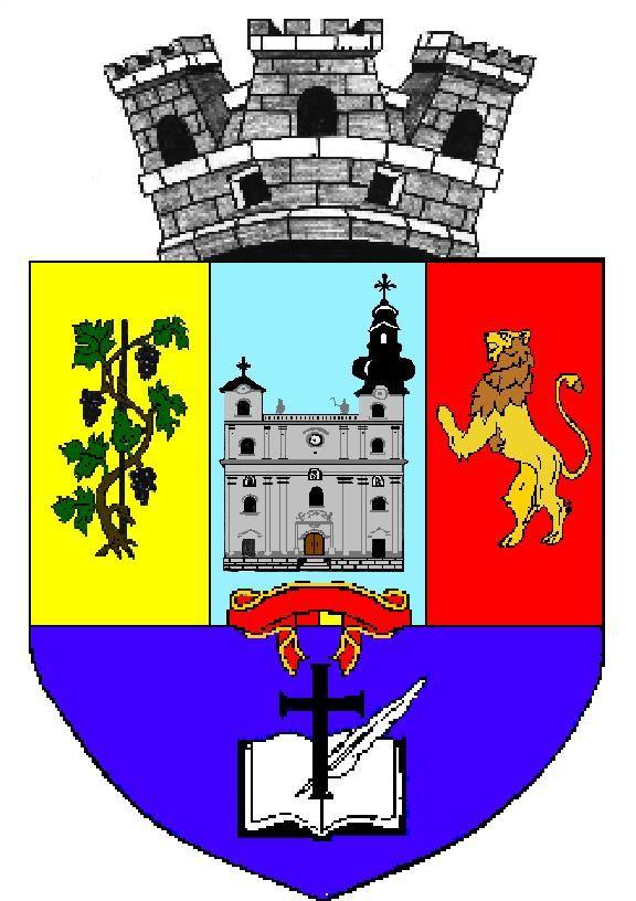 ROU SB Dumbraveni CoA - Galeria de steme și steaguri ale județului Sibiu - Wikipedia