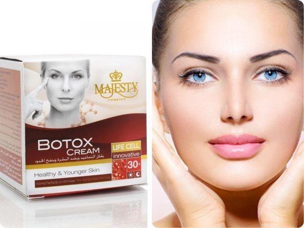 Product Botox Cream Skin Cream Botox