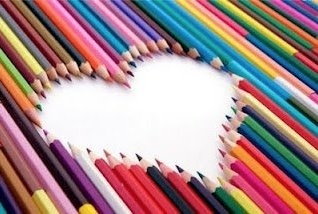 color my heart
