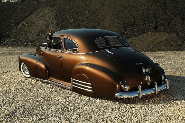 1947 Chevrolet Custom Coupé Maintenance/restoration of old/vintage vehicles: the material for new cogs/casters/gears/pads could be cast polyamide which I (Cast polyamide) can produce. My contact: tatjana.alic@windowslive.com