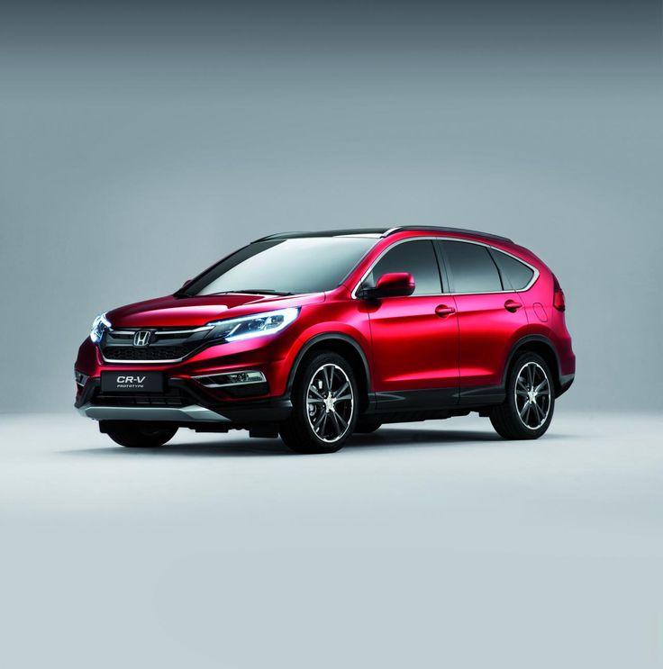 2014 Honda CR V Prototype