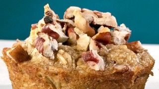 Baked Banana Oat Cups Recipe | The Chew - ABC.com — easily gluten free with the correct oats. — tried it... might add berries or chocolate chips next time. But thought they were good.