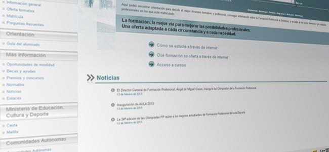 Formación online para FP | http://formaciononline.eu/formacion-online-para-fp/